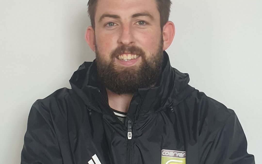 Craig Hurley appointed Head Coach for Coerver Cork Central